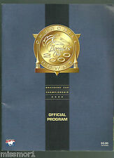 The Breeders Cup 2000 Official Program Tiznow Chris McCarron TOUGH!