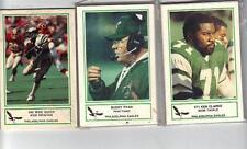 3 Philadelphia Eagles Police Safety Sets 1984 1985 1986