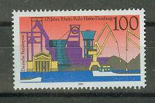 BRD Briefmarken 1991 Hafen Duisburg Mi.Nr.1558**