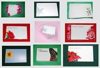 Florist or Gift Cards for Flowers or Gifts - 60mm x 90mm - Choose Qty