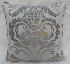 Designers Guild Fabric, Cushion Cover~ 'Kashgar'  Linen Col ~ 100% cotton