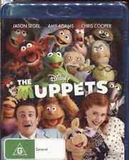 The Muppets - Amy Adams, Jason Segel, Chris Cooper - Blu-ray