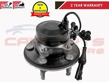 FOR JAGUAR XF XJ XK XKR XK8 XK-R S-TYPE FRONT WHEEL BEARING HUB KIT + ABS SENSOR