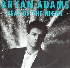 "Bryan Adams Heat Of The Night  UK 12"""
