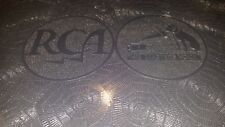 """RCA Victor Vinyl Embossed Record Collectable - 16"""" - 33 1/3"""