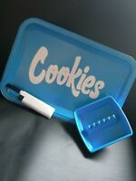Cookies Rolling Tray Set, Ashtray, Lighter