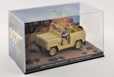 Land Rover Serie Peso Ligero Modelo 1:43 escala James Bond The Living Daylights