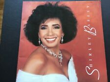 SHIRLEY BASSEY - 1992/1993 Official Programme