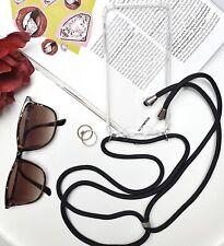 Handy Hülle mit Band Handykette zum umhägen Schutzhülle Seil Schnur mit Case