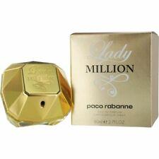 Paco Rabanne Lady Million Women's Eau de Parfum 2.7 oz.