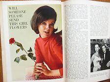 May-1965 TV Guide(MARLYN  MASON/ROBERT LANSING/GILLIGANS ISLAND/12 O'CLOCK HIGH)