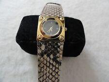 New Armitron Now Quartz Ladies Watch - Water Resistant - Leather Band