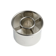 """Ateco 2.5"""" Donut Cutter, Stainless Steel"""