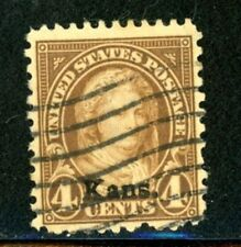 US Scott # 662 - Used - CV=$9.00