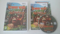DONKEY KONG COUNTRY RETURNS - NINTENDO WII - JEU WII COMPLET