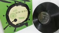"Gene Krupa Trio Collates 10"" LP Norman Granz Mercury Vinyl Record"