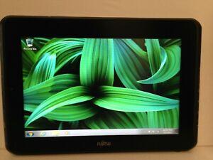 Fujitsu Stylistic Q550 Windows 7 Tablet 1.7GHz Atom Z690, 62GB SSD, 2GB Ram Case