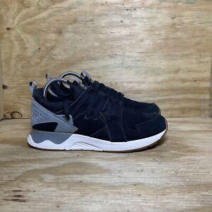 ASICS Gel-Lyte V Sanze TR Athletic Shoes 1193A081, Men's size 8, Black / Gray