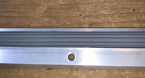 Threshold Deluxe Low Mini Profile M D Building Products Aluminum w Vinyl seal