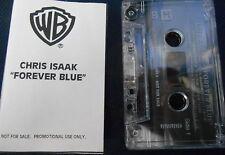 CHRIS ISAAK Forever Blue CASSETTE TAPE PROMO