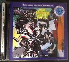The Dave Brubeck Quartet ‎– Plays Music From West Side Story And... CD Mint