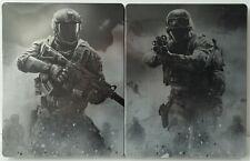 Steelbook Call of Duty CoD Infinite Warfare - Steelbook ohne Spiel Hülle Box PS4