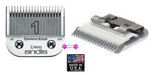 ANDIS CERAMICEDGE HAIR STYLIST Barber # 1 Blade BG*Fits Most Oster,Wahl Clipper