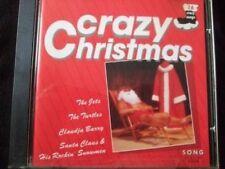 Crazy Christmas John Slowman, Neil Murray, Paul Dianno, Lea Hart, Jets.. [CD]