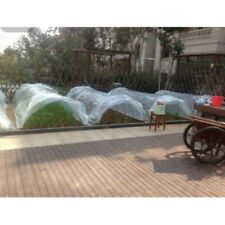 Poly-Greenhouse Tunnel Foil Plastic Film Gardening Polythene Sheet Plant Cover
