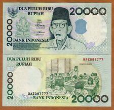 Indonesia 20000 (20,000) Rupiah, 1998, P-138a, UNC > School children