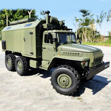 WPL B36 Ural 1/16 Kit 2.4G 6WD Electric Off-Road Car Military Truck RC Crawler