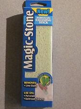 Magic Stone Porcelain Cleaning Stick - Removes Lime Stains in Toilet, Sink etc