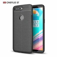 For One Plus 5T Ultra thin Shockproof Soft Silicone Case Skin Back Luxury Cover