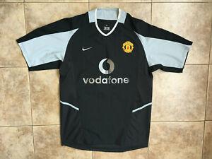 Manchester United Goalkeeper Football Shirt 2002-2004 Sz.M