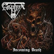 Incoming Death: Mediabook Edition - 2 DISC SET - Asphyx (2016, CD NEUF)
