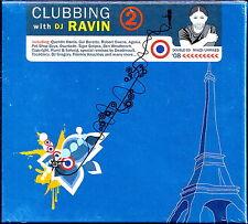 Autori Vari - CLUBBING WITH DJ RAVIN 2 2008 Box 2 CD SIGILLATO