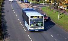 town x country r375djn stevenage 11-05 6x4 Quality Bus Photo