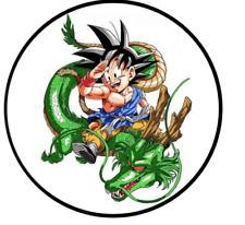 Kid Goku & shenron Rug Carpet 100 x 100CM mat