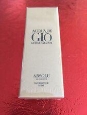 Acqua Di Gio by Giorgio Armani ABSOLU Eu De Parfum 0.67 oz.