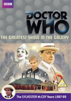 Sylvester McCoy, Sophie Aldred-Doctor Who: The Greatest Show in the Ga DVD NUOVO
