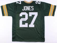 Josh Jones Signed Green Bay Packers Jersey (JSA)