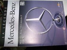 µµ Altaya La legende de Mercedes n°23 770 Cabriolet F 1930