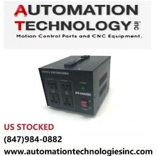 Us Ship 1000 Watt Step Up / Down Electrical Power Voltage Converter Transformer
