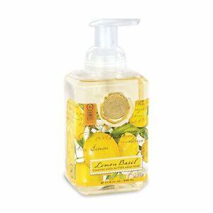 Michel Design Works Foaming Hand Soap, Lemon Basil (FOA8)