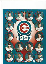 1999 CHICAGO CUBS 8X10 PICTURE MLB