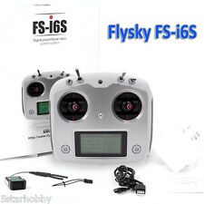 Flysky FS-i6s 2.4G AFHDS 10ch 2A Transmitter and IA6B Receiver for RC Quadcopter