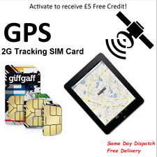 2G Sim Card for Smartphone GPS Tracking Device Tracker GSM Car Pet Child Person