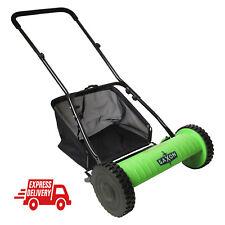 Saxon 40cm Push Cylinder Hand Lawn Manual PUSH REEL MOWER