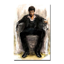 Scarface Classic Movie Art Silk Poster 13x20 inch