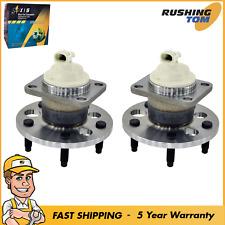 2 Rear Wheel Hub Bearing Assembly fits 2000-2013 Chevrolet Impala 512357